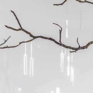 מארז ״אטיקטים״ מזכוכית   Dai kichi Glass Omikuji