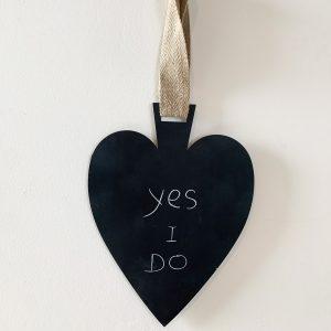 לב מברזל גולמי |  Unique Zinc Heart