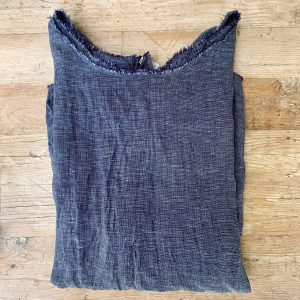 חולצת פשתן 'שלי' | The 'Shelly' linen Tshirt