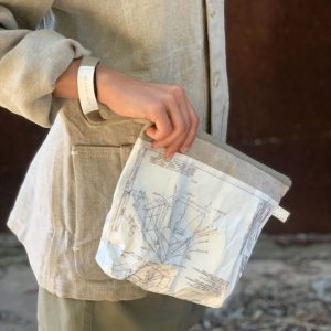 תיק קלאצ' |  Clutch Tyvek Bag
